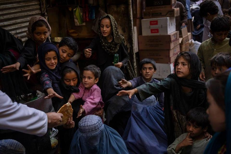 APTOPIX Afghanistan (Copyright 2021 The Associated Press. All rights reserved)