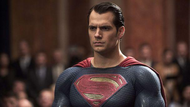 PHOTO: Henry Cavill as Superman in 'Batman v Superman: Dawn of Justice.' (Clay Enos/TM & DC Comics )