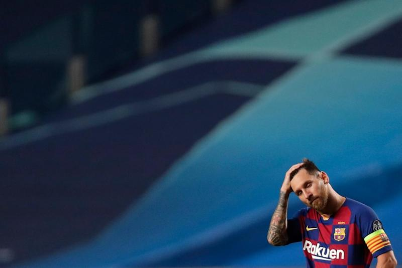 Lionel Messi to Leave Barcelona, Club Confirms Intimation from Star Player: Reports