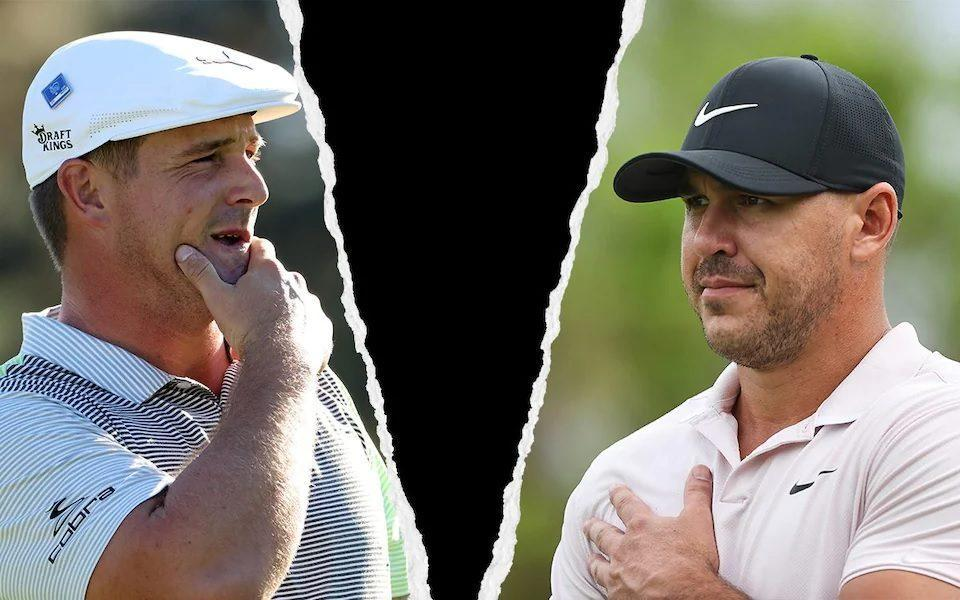 'Suck it up and go win a damn point': US urged to pair feuding Ryder Cup team-mates Koepka and DeChambeau