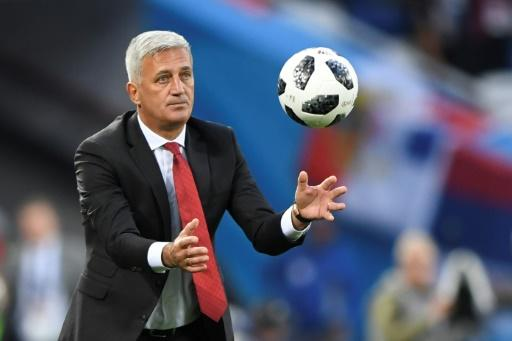 Switzerland's coach Vladimir Petkovic brought on attackers Breel Embolo and Mario Gavranovic in search of a winner