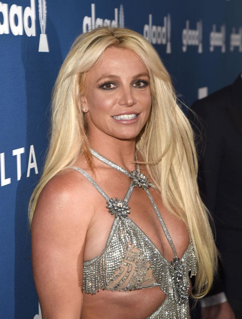 Britney Spears is thanking her fans for their support amid her conservatorship battle. (Photo: J. Merritt/Getty Images for GLAAD)