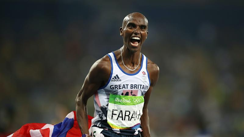 Sir Mo Farah says Tokyo Olympics postponement could boost his gold medal chances