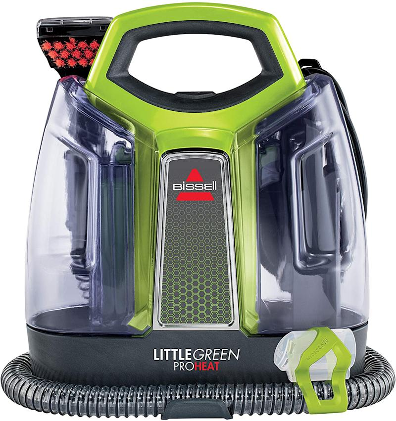 BISSELL 2513E Little Green Proheat Portable Deep Cleaner