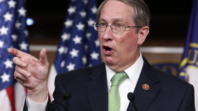 Rep. Bob Goodlatte (R-Va.), the chairman of the House Judiciary Committee, announced Thursday that he will not seek re-election in 2018.