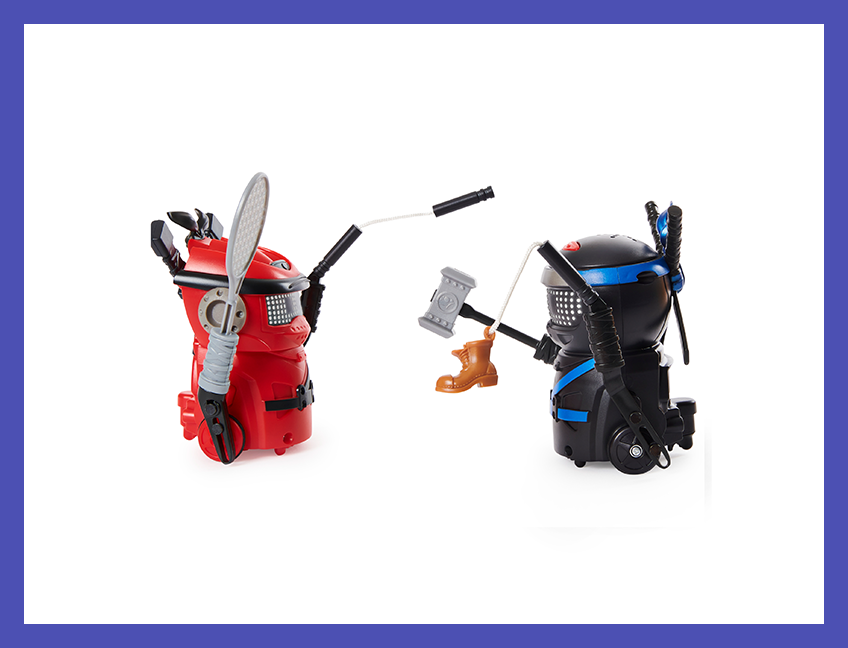These cult-fave battling robots are addictive—in a good way. (Photo: Walmart)