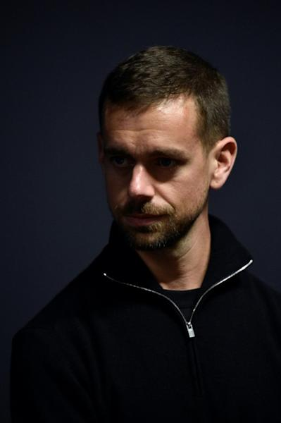 Twitter CEO Jack Dorsey, seen in a 2016 photo, said changes to the platform have reduced the complexity of the social network and enabled users to express themselves more