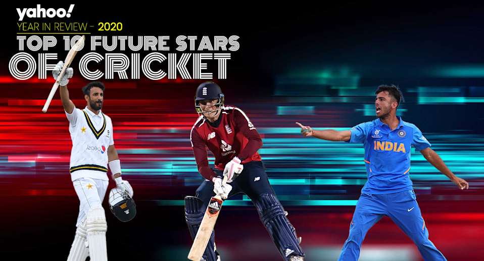 Top 10 future stars of cricket