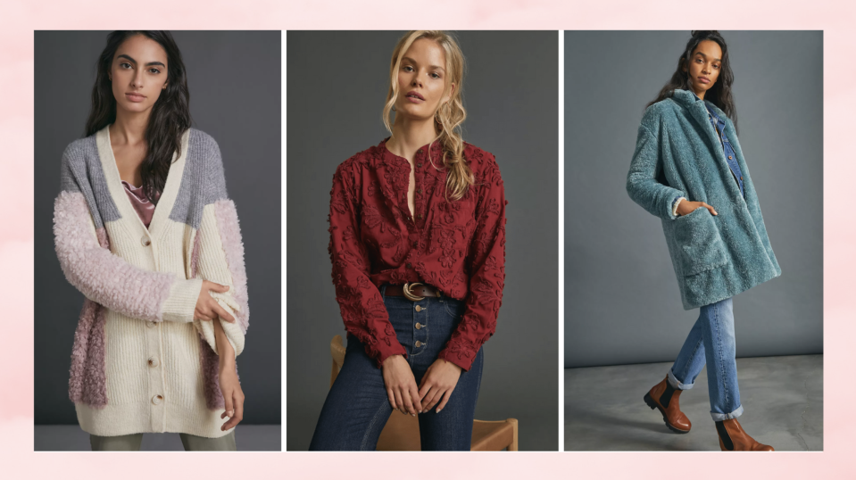Anthropologie's latest sale features an additional 50% off of sale items.