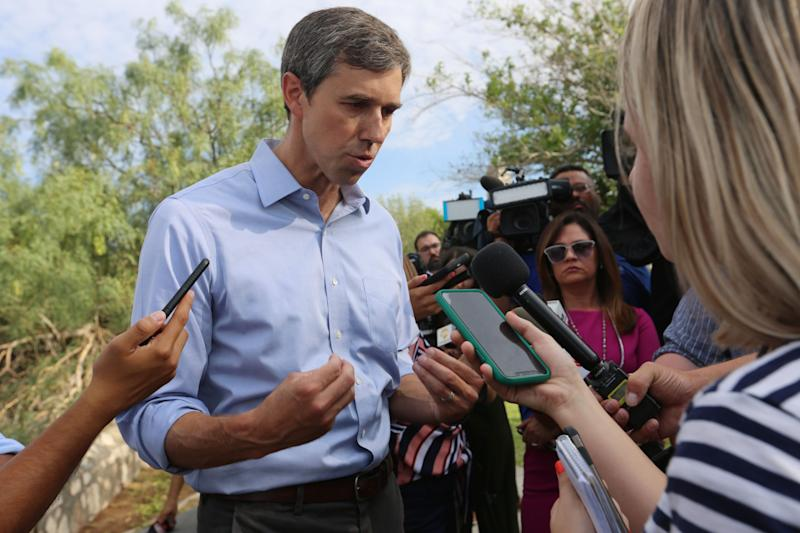 Beto O'Rourke: 'I will not in any scenario run for the United States Senate'