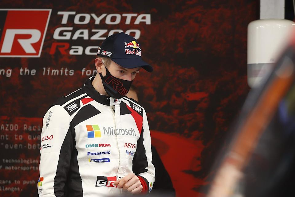 Ogier on cusp of WRC title with Rally Monza lead