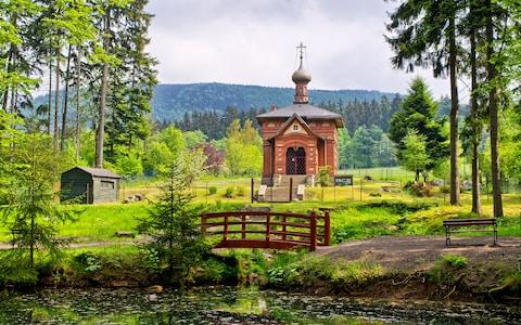 An old orthodox church in Sokolowsko - Credit: iStock