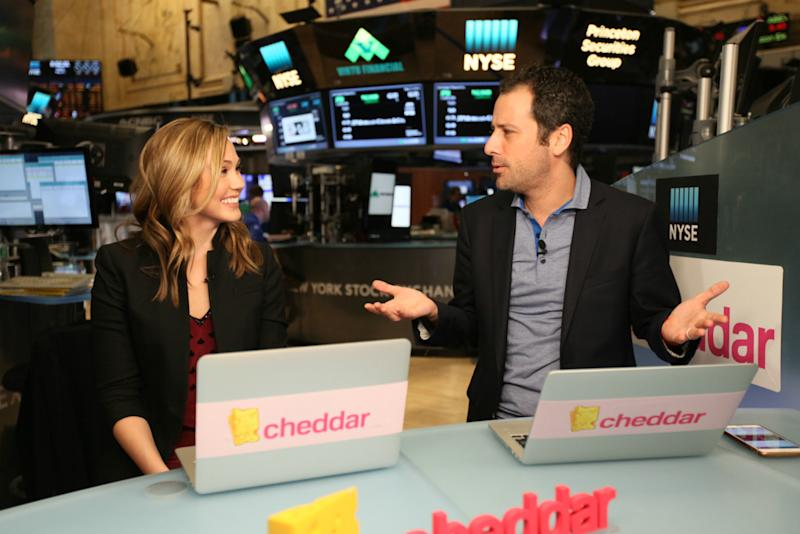 Twitter to host Cheddar's business news live-streams from NYSE