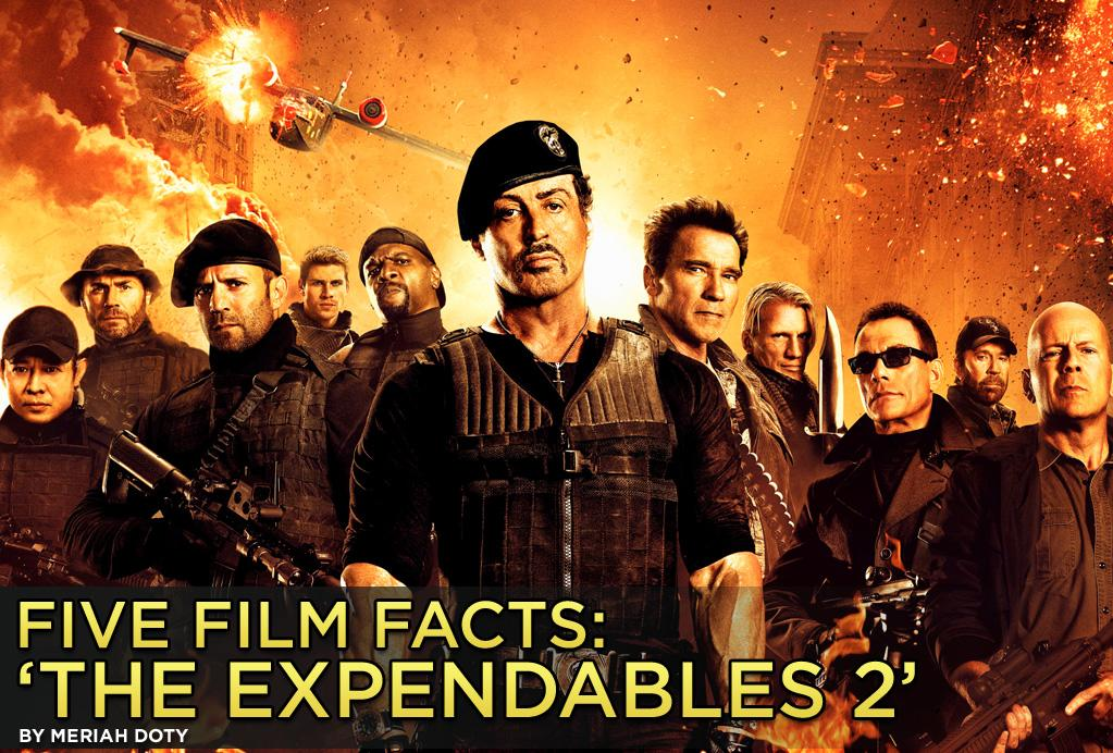 "<b>Ultimate Truth</b><br>They're soldiers for hire, and this time they have a massive axe to grind -- playing out ultimate revenge on behalf of a fallen comrade. When it comes to the making of ""<a href=""http://movies.yahoo.com/movie/the-expendables-2/"">The Expendables 2</a>"" there is a lot of fact to sort out from the fiction. Find out what's true and what's false in this week's Five Film Facts."