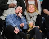 <p>They literally could not look happier watching the Washington Wizards and the Los Angeles Lakers play basketball. </p>