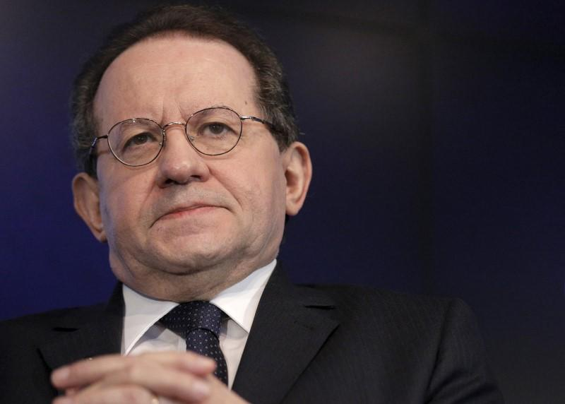 European Central Bank Vice President Vitor Constancio speaks during a Reuters Newsmaker event in New York