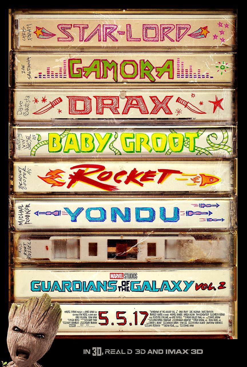 <p>Disney released this poster along with a new TV spot during the Super Bowl on Feb. 6 (Photo: Marvel) </p>