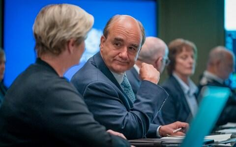 David Haig as the Home Secretary - Credit: Sky