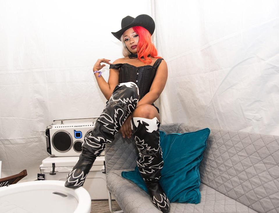 Megan Thee Stallion, seen here during South by Southwest on March 15, 2019, will come to Austin for ACL Fest 2021.