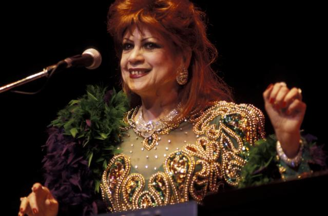 Photo of Margarita PRACATAN (Photo by Patrick Ford/Redferns)