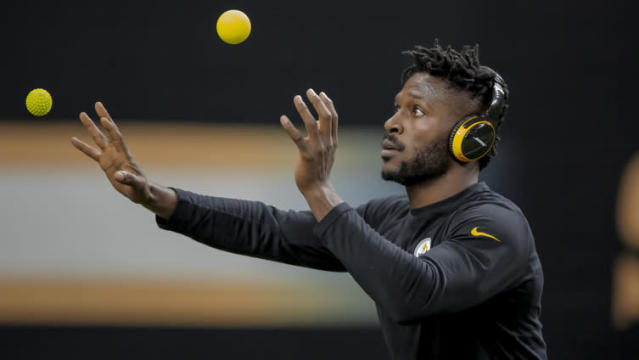 Antonio Brown has made up his mind about his future with the Steelers. What will happen next?
