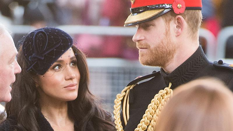 Meghan and Harry have reportedly been refused a table at a ritzy French-Canadian restaurant. Photo: Getty Images.