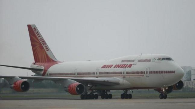 Passengers of the Air India flight AI 111 to London have been left stranded at the Delhi airport.