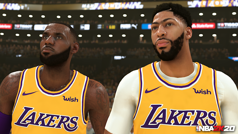 NBA2K20: The new game led by MyCareer