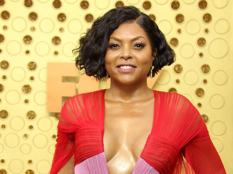 Taraji P. Henson had to fight for stylists who understood her hair