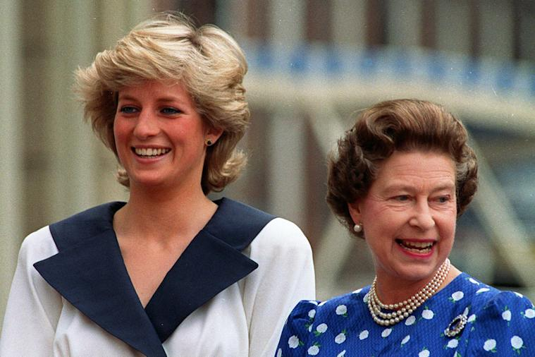 7322143aa6361 The Truth About Queen Elizabeth II and Princess Diana's Relationship