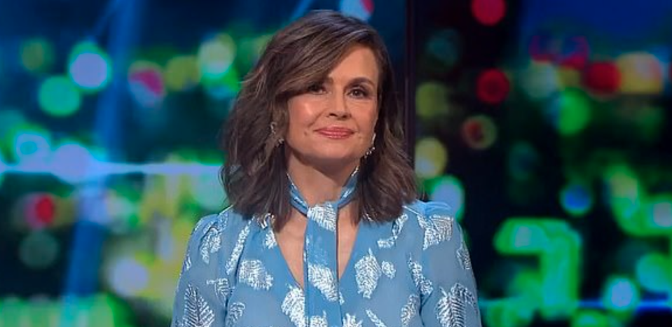 Lisa Wilkinson on The Project