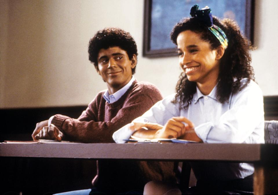 C. Thomas Howell and Rae Dawn Chong in the 1986 comedy 'Soul Man' (Photo: New World Pictures/courtesy Everett Collection)