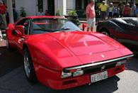 """<p>As the first modern Ferrari """"halo"""" supercar, the 288 GTO was essentially a heavily reworked 308. Its top speed of 189 mph made it the fastest production car ever created at the time.</p>"""