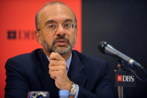 "Singapore's DBS Group Holdings on Monday announced plans to buy Indonesia's PT Bank Danamon for Sg$9.1 billion ($7.3 billion) to ramp up its business in Southeast Asia's biggest economy. ""Indonesia is an exciting Asian market and we believe that we will be able to contribute towards the growth of the Indonesian banking sector,"" DBS chief executive Piyush Gupta (pictured) said in a statement"