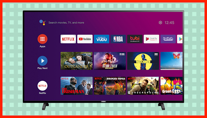 Save $100 on this Philips 65-inch Class 4K Ultra HD Android Smart LED TV (65PFL5604/F7). (Photo: Walmart)