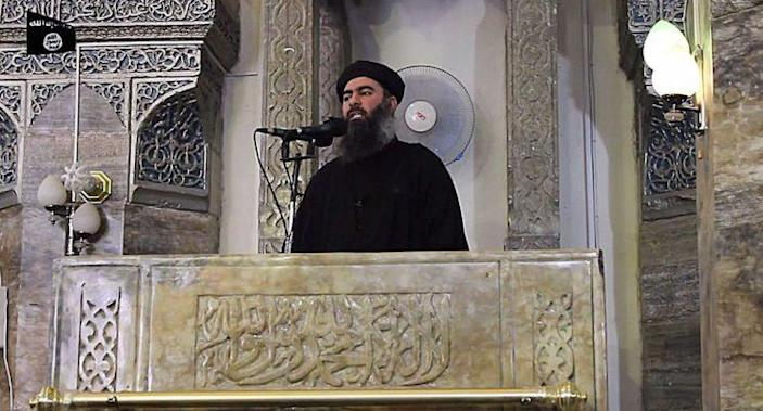 Abu Bakr al-Baghdadi has been reported dead several times before so the news has been met with scepticism (Sipa Press/REX/Shutterstock)