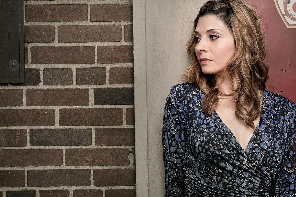 """Callie Thorne stars as Sheila Keefe in the 7th season of """"Rescue Me."""""""