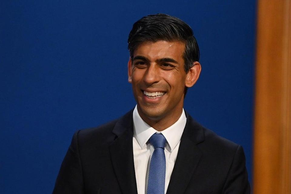 Chancellor of the Exchequer Rishi Sunak. (PA Wire)