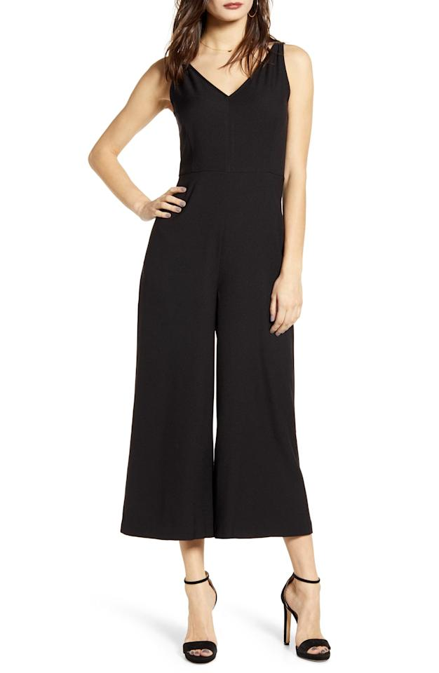 "<p><a href=""https://www.popsugar.com/buy/Leith%20V-Neck%20Wide%20Leg%20Crop%20Jumpsuit-470894?p_name=Leith%20V-Neck%20Wide%20Leg%20Crop%20Jumpsuit&retailer=shop.nordstrom.com&price=41&evar1=fab%3Aus&evar9=46406626&evar98=https%3A%2F%2Fwww.popsugar.com%2Ffashion%2Fphoto-gallery%2F46406626%2Fimage%2F46406629%2FLeith-V-Neck-Wide-Leg-Crop-Jumpsuit&list1=shopping%2Cnordstrom%2Cjumpsuits%2Csale%20shopping%2Cnordstrom%20sale%2Cnordstrom%20anniversary%20sale&prop13=api&pdata=1"" rel=""nofollow"" data-shoppable-link=""1"" target=""_blank"" class=""ga-track"" data-ga-category=""Related"" data-ga-label=""https://shop.nordstrom.com/s/leith-v-neck-wide-leg-crop-jumpsuit-regular-plus-size/5178674?origin=category-personalizedsort&amp;breadcrumb=Home%2FAnniversary%20Sale%2FWomen%2FClothing%2FJumpsuits%20%26%20Rompers&amp;color=burgundy%20fudge"" data-ga-action=""In-Line Links"">Leith V-Neck Wide Leg Crop Jumpsuit </a> ($41, originally $69)</p>"