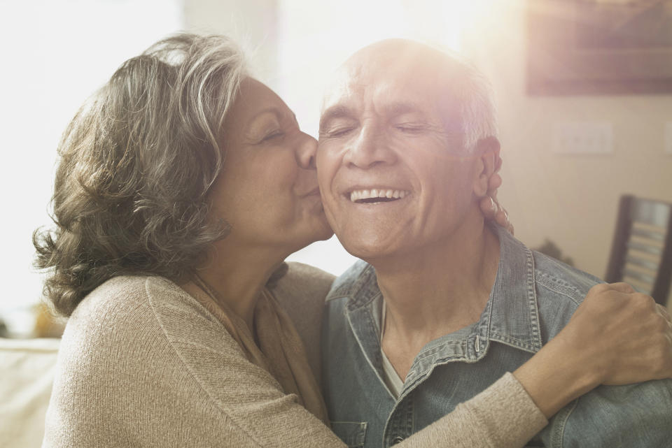 The older generation have sex too you know! [Photo: Getty]