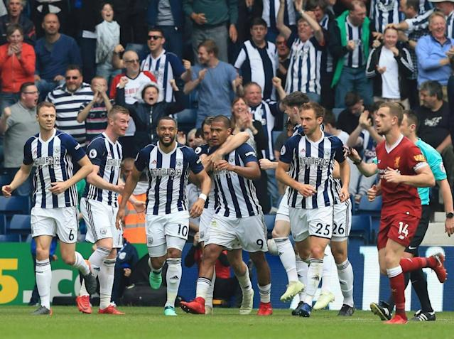 Liverpool's Danny Ings lets the relief flow at West Brom: Five things we learned from the Premier League draw