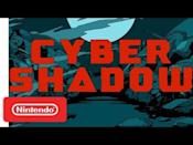 "<p><strong>Release Date: January 26, 2021 </strong></p><p>The latest from Yacht Club Games, <em>Cyber Shadow </em>is a retro cyborg-ninja platformer action game that'll have you slashing synthetic lifeforms who have taken over the world.<br></p><p><a href=""https://youtu.be/sA_Sy-PkeMU"" rel=""nofollow noopener"" target=""_blank"" data-ylk=""slk:See the original post on Youtube"" class=""link rapid-noclick-resp"">See the original post on Youtube</a></p>"
