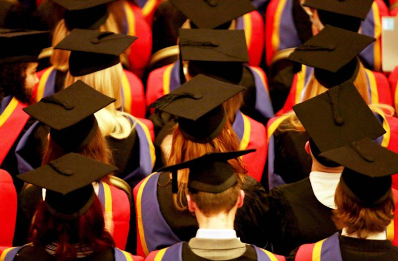Universities to be fined for handing out too many top degrees, education secretary threatens