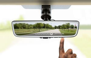 Toyota Motor Corporation recently recognized Gentex with an award for its innovative Full Display Mirror with built-in digital video recorder.