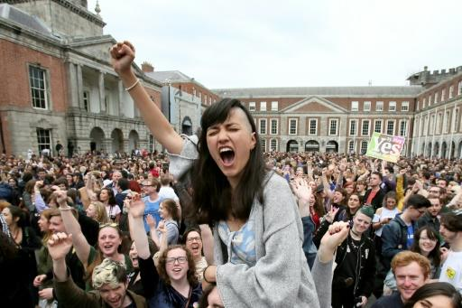 Young Americans Fight To Keep Abortion Out Of Ireland