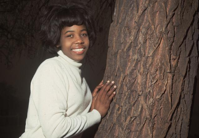'My Boy Lollipop' singer Millie Small has died aged 73. (Getty Images)