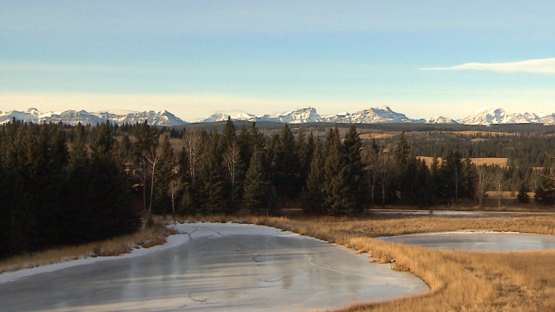Tiny bungalow in Alberta's Foothills costs $2.9M but promises never interrupted mountain views