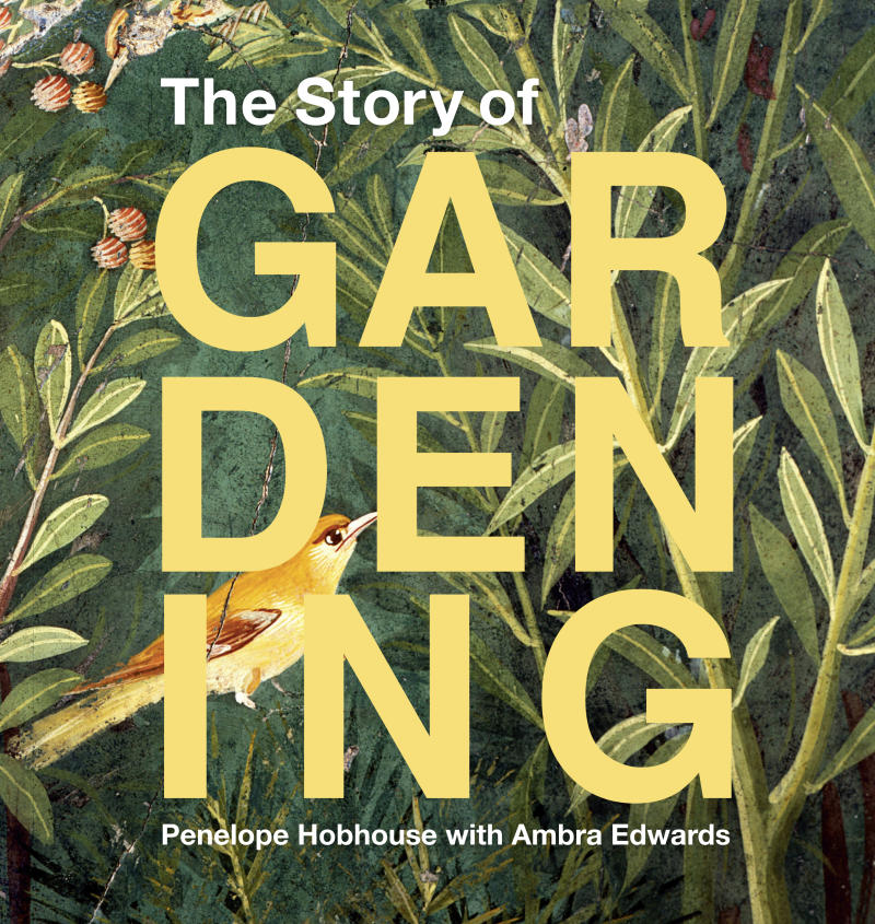 Book Review - Story of Gardening