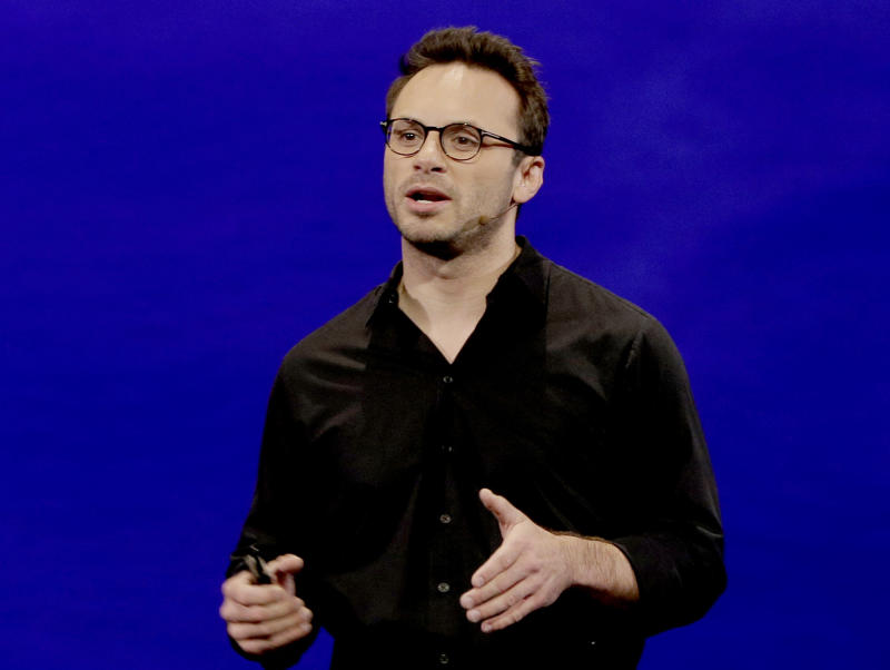 Oculus co-founder Brendan Iribe joins exodus from Facebook