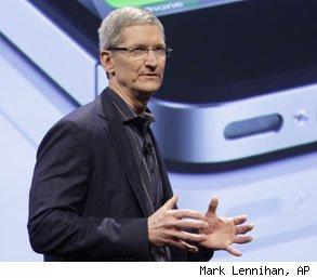 Apple success with Tim Cook CEO